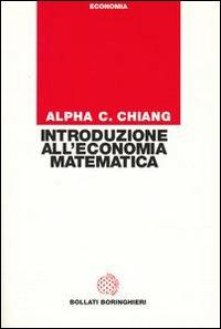 Introduzione all'economia matematica.