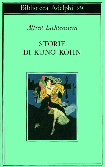 Storie di Kuno Kohn. Racconti e poesie.