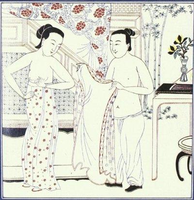 La vita sessuale nell'antica Cina.