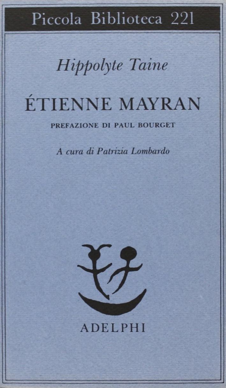 Etienne Mayran.