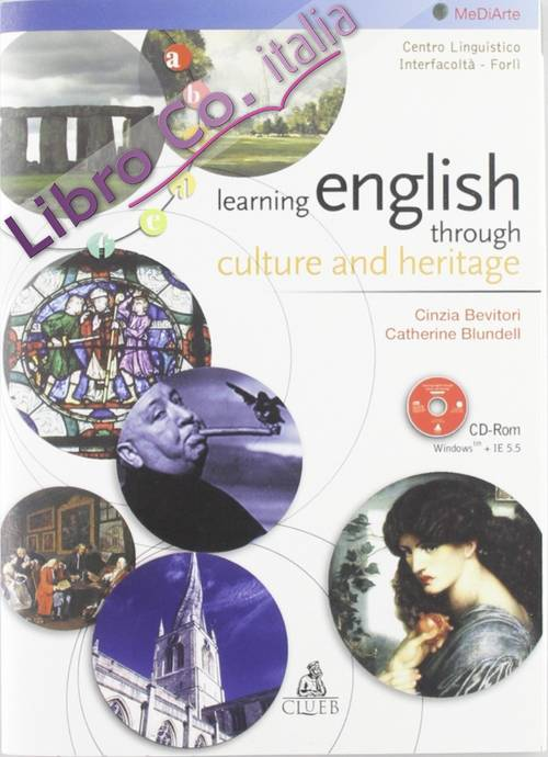 Learning english through culture and heritage. Con CD-ROM
