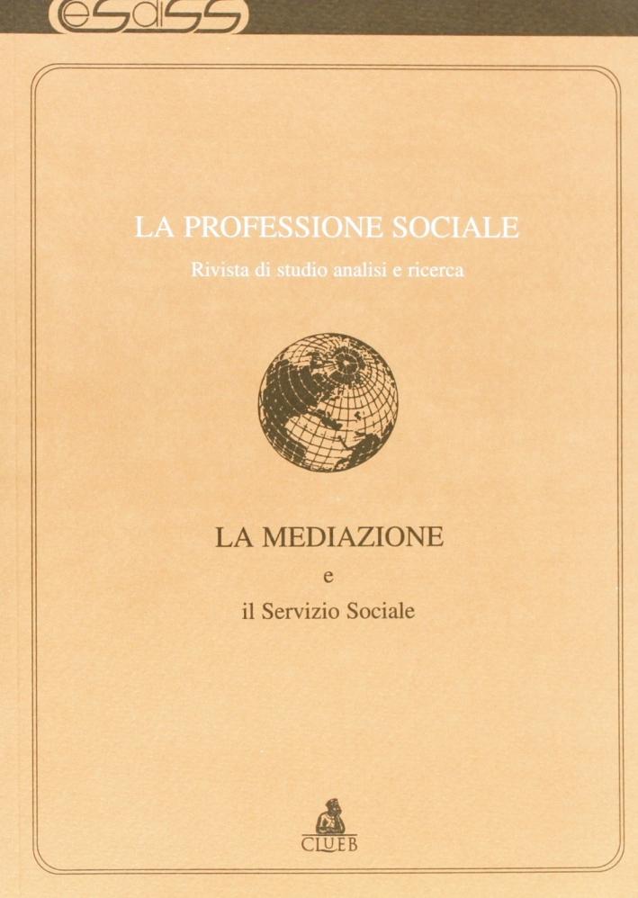 La professione sociale (2001). Vol. 1