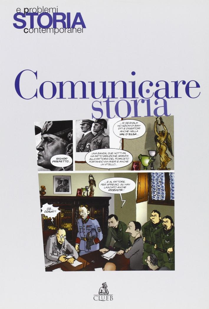 Storia e problemi contemporanei. Vol. 29.