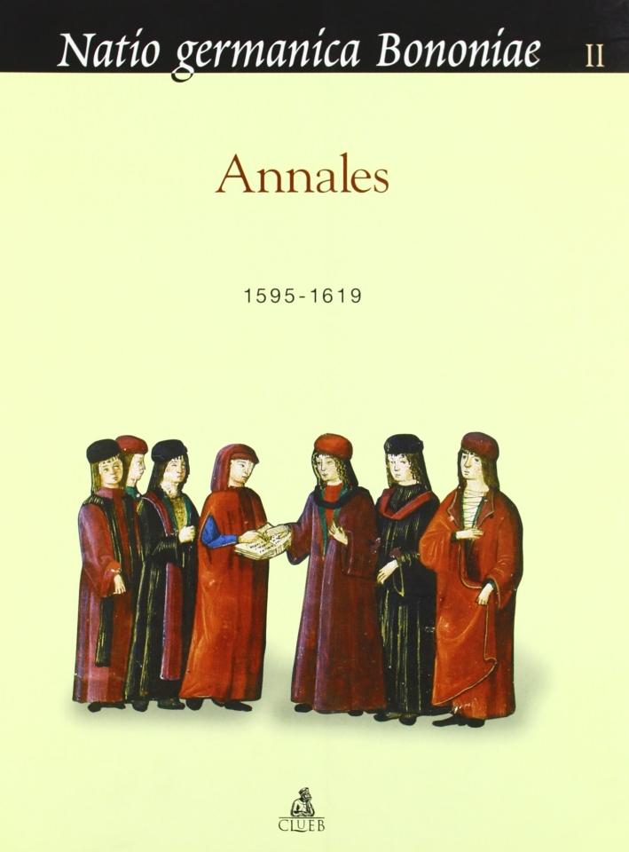 Annales (1595-1619).