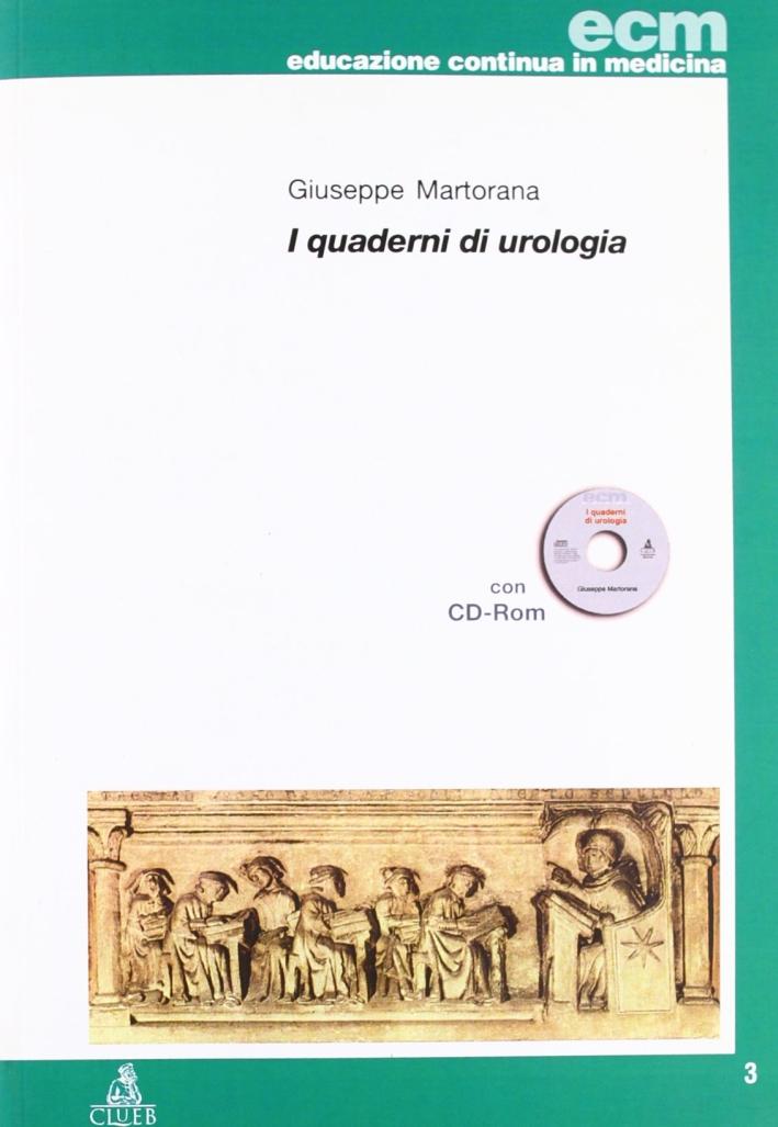 I quaderni di urologia. Con CD-ROM