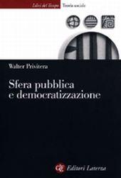Sfera pubblica e democratizzazione