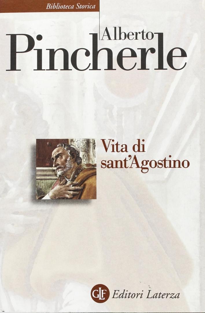 Vita di sant'Agostino.