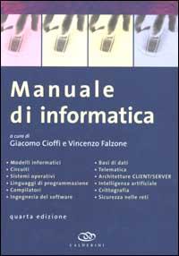 Manuale di informatica.