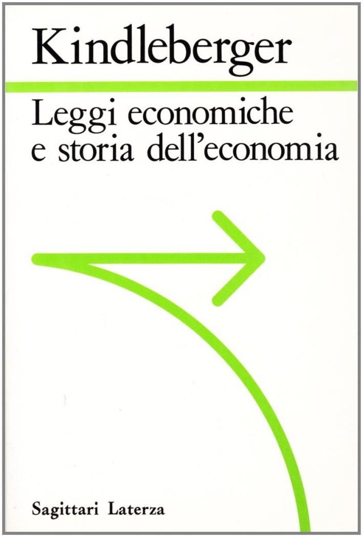 Leggi economiche e storia dell'economia