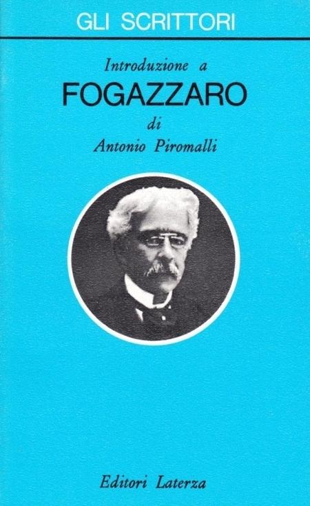 Introduzione a Fogazzaro.