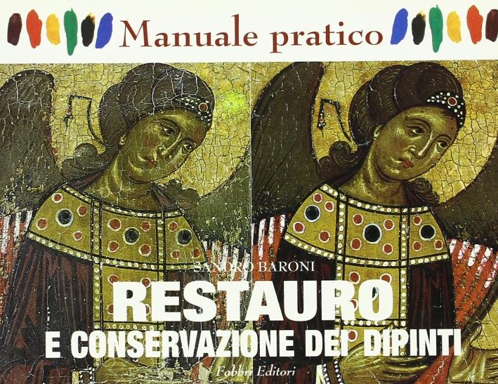 Restauro e conservazione dei dipinti.