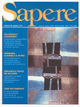 Sapere (1995). Vol. 3