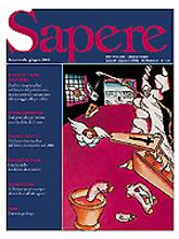 Sapere (2003). Vol. 3.