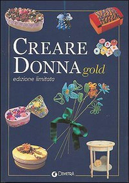 Creare donna Gold