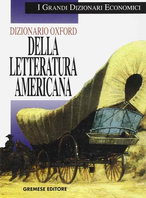 Dizionario Oxford della letteratura americana