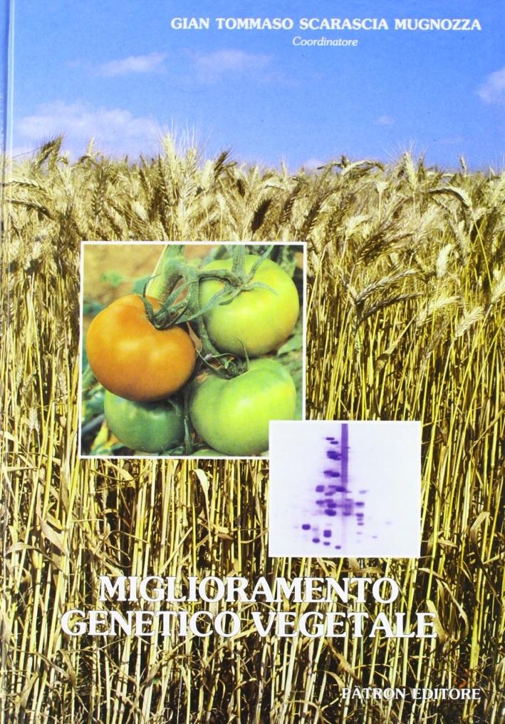 Miglioramento genetico vegetale