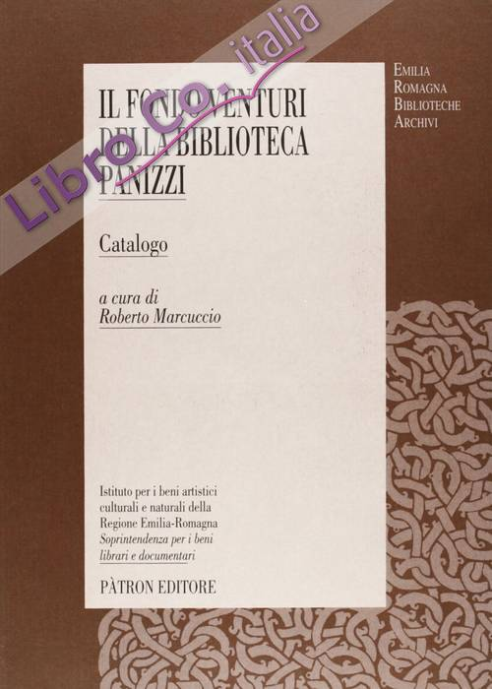 Il fondo Venturi della Biblioteca Panizzi.