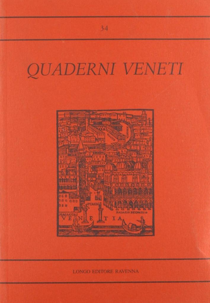 Quaderni veneti. Vol. 34.