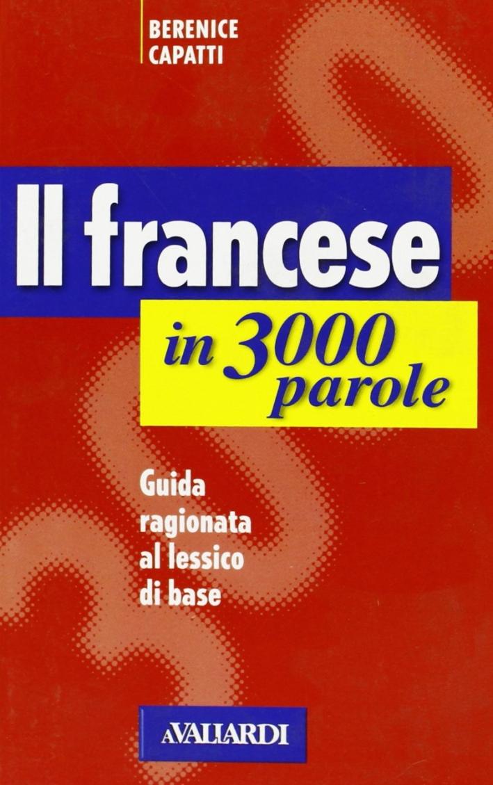 Il francese in 3000 parole.