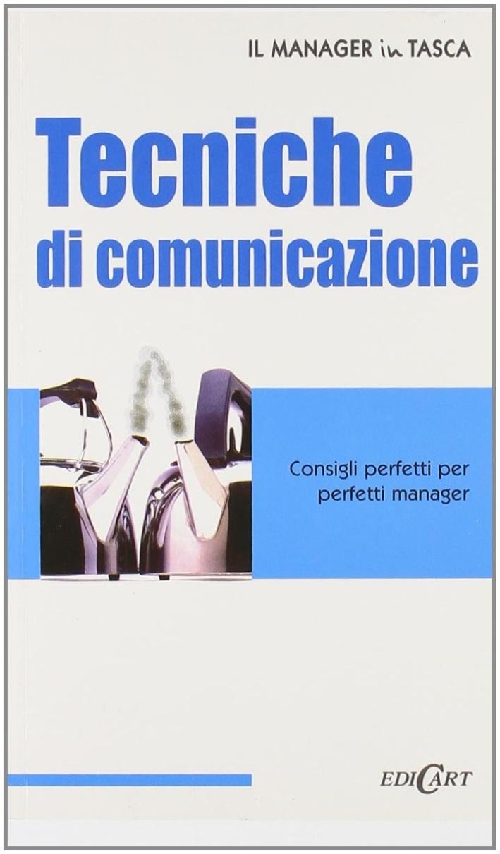 Tecniche di comunicazione.