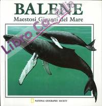 Balene. Maestosi Giganti del Mare. Libro Pop-Up.