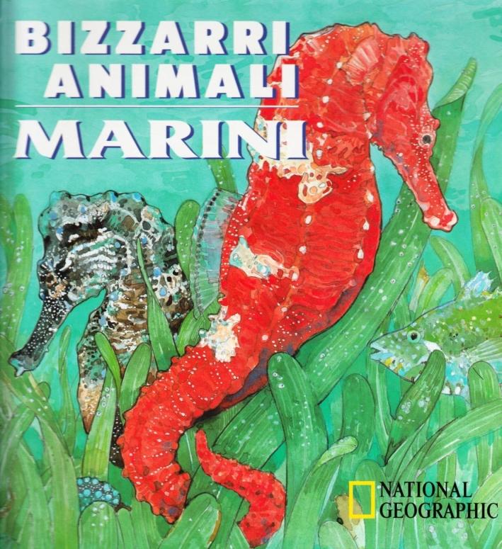 Bizzarri Animali Marini. Libro Pop-Up