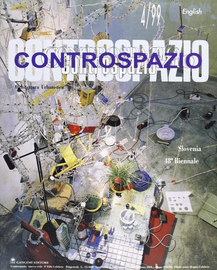 Controspazio (1999). Vol. 4.