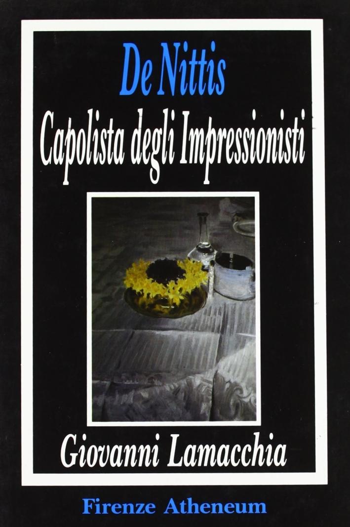 De Nittis capolista degli impressionisti.