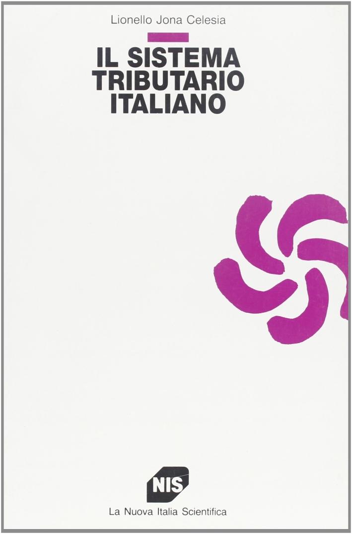 Il sistema tributario italiano.
