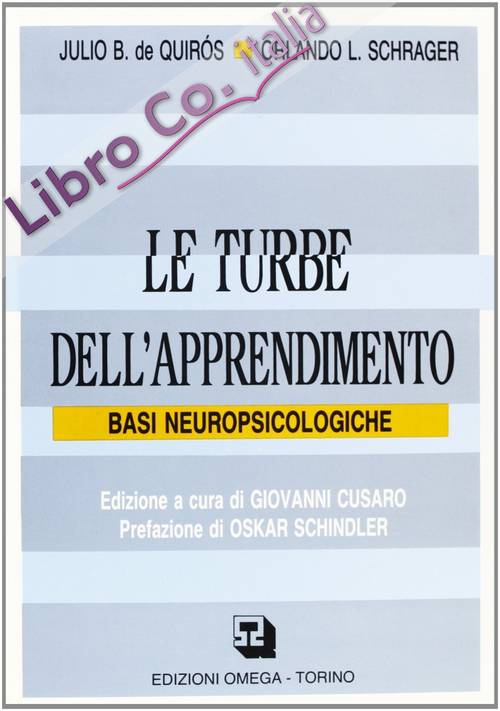 Le turbe dell'apprendimento
