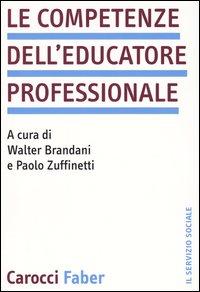 Le competenze dell'educatore professionale