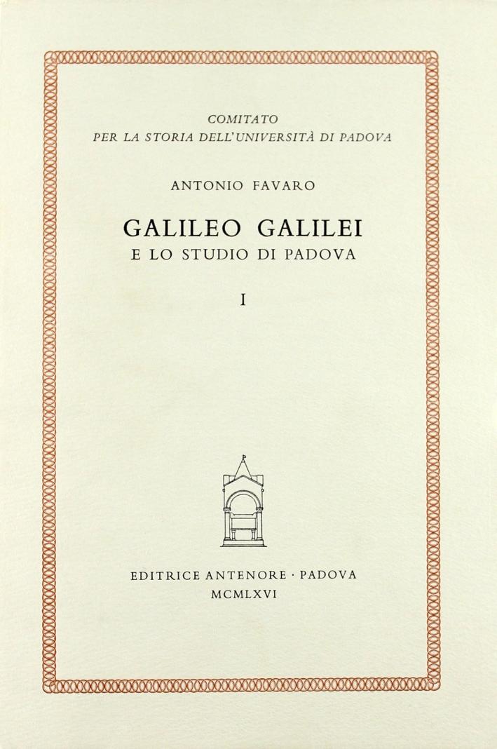 Galileo Galilei e lo Studio di Padova