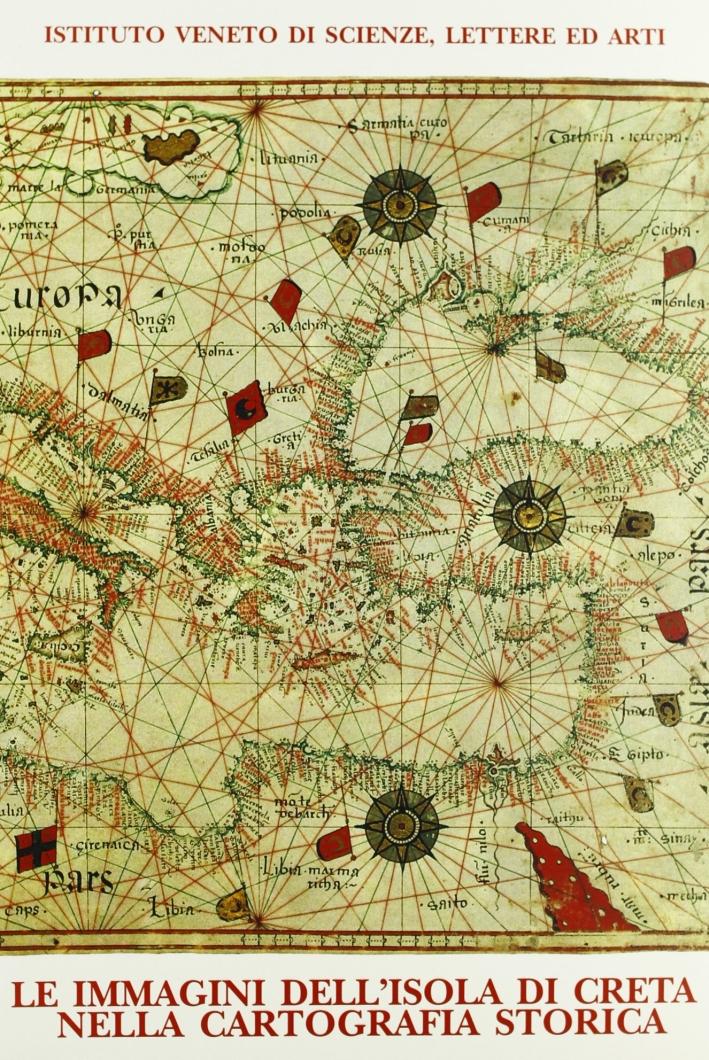 Le immagini dell'isola di Creta nella cartografia storica.
