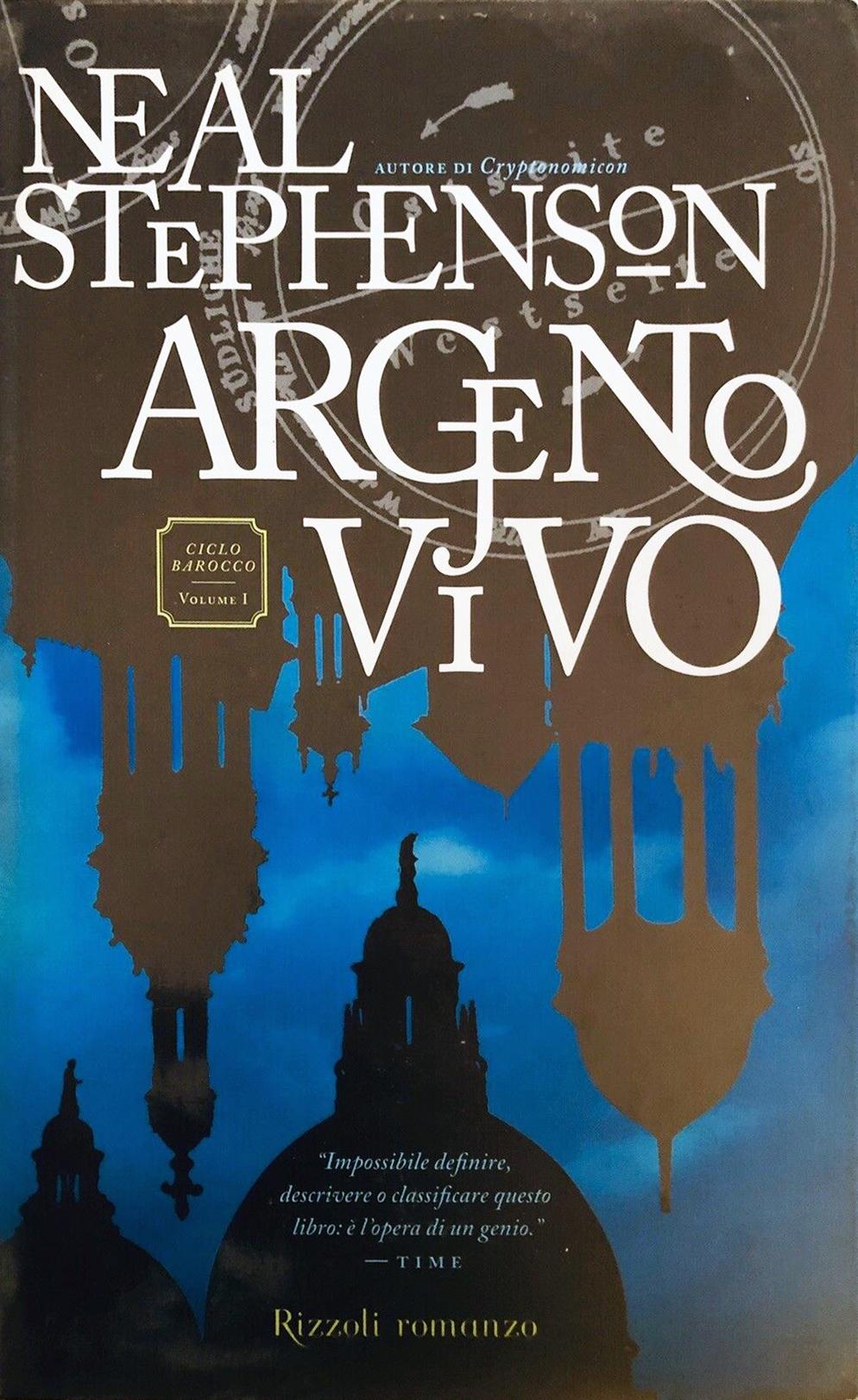 Argento vivo. Ciclo Barocco. Vol. 1