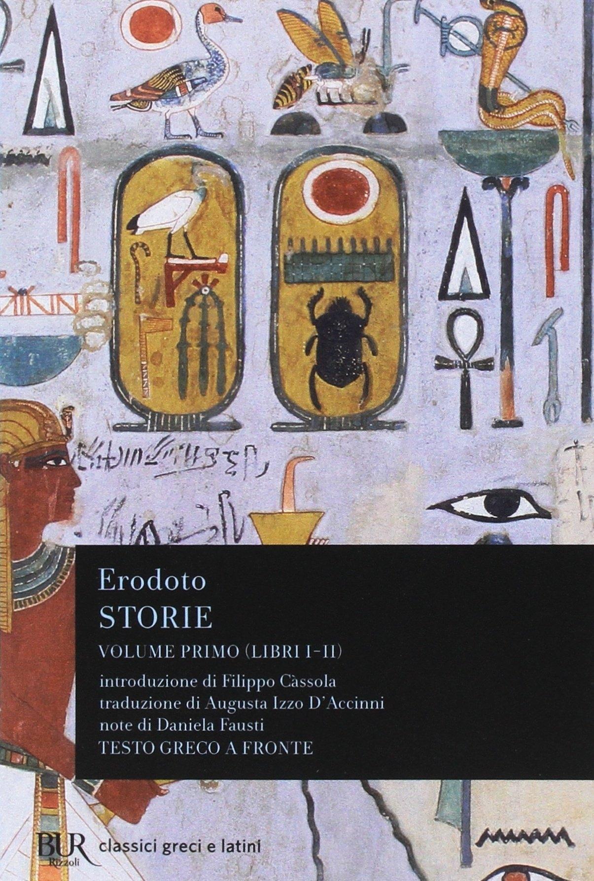 Storie. [Edizione Bilingue]. Vol. 1: Libri 1-2...
