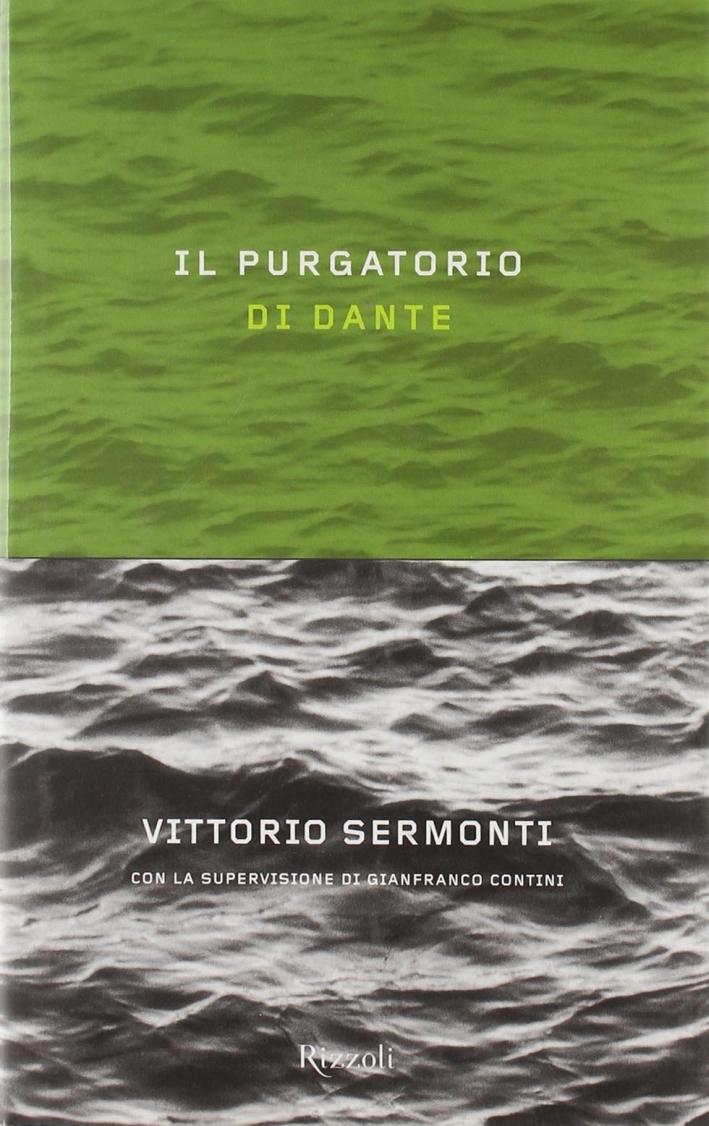 Il Purgatorio di Dante.