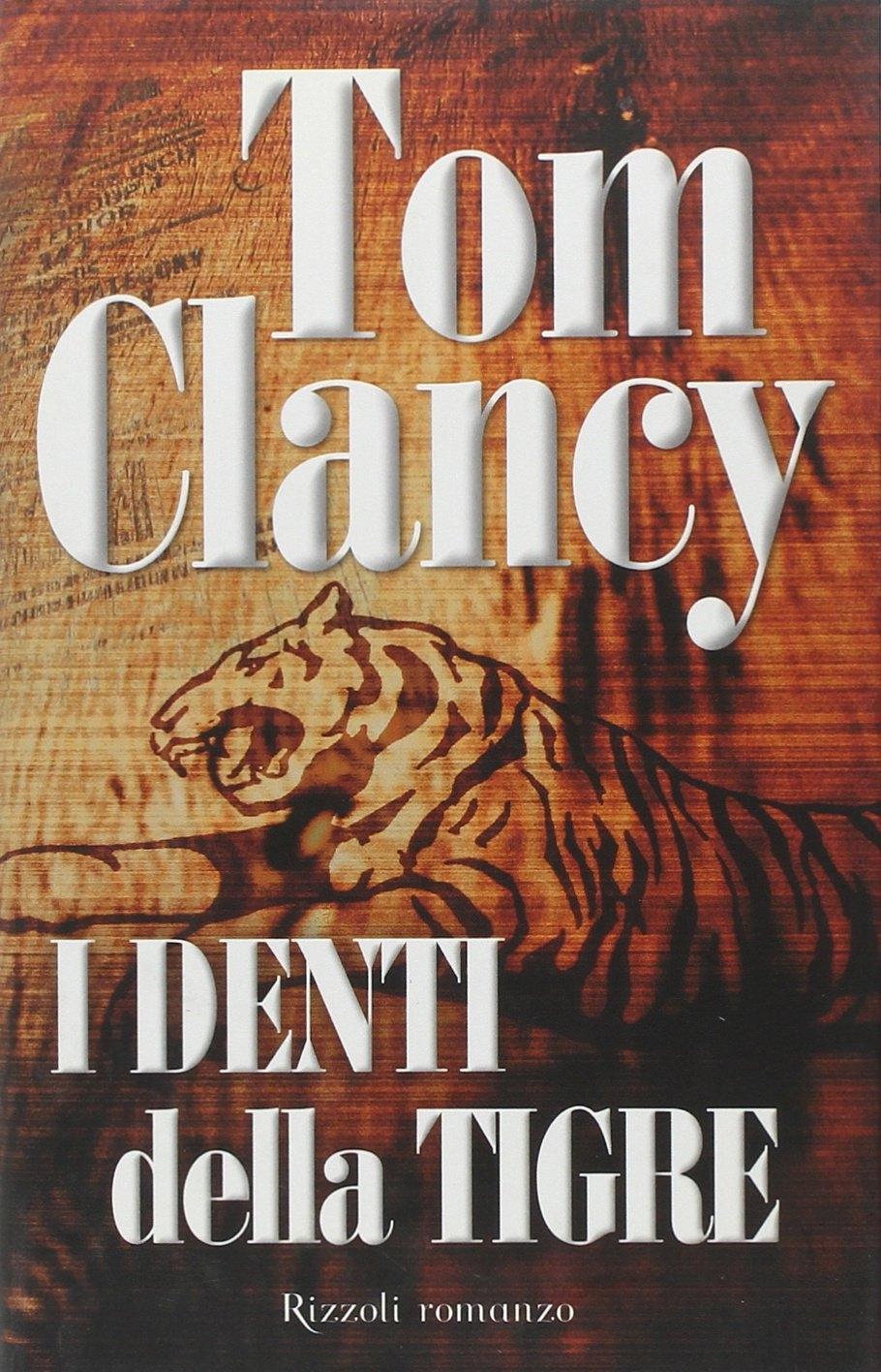 I denti della tigre.
