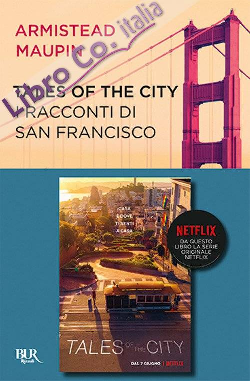 I Racconti di San Francisco-Tales of the City.