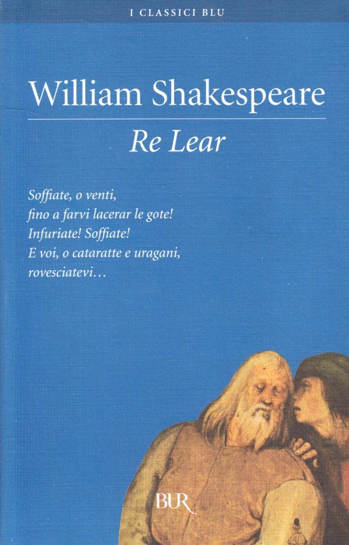 Re Lear
