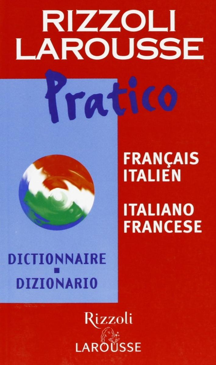Dizionario Larousse Pratico Français-Italien, Italiano-Francese.