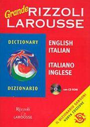 Grande dizionario Rizzoli Larousse italiano-inglese, inglese-italiano. Con CD-ROM.