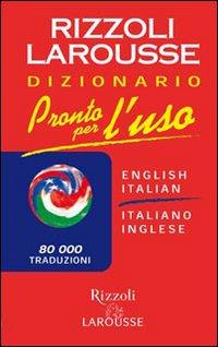 Pronto per l'uso. Dizionario italiano-inglese, inglese-italiano. Ediz. bilingue