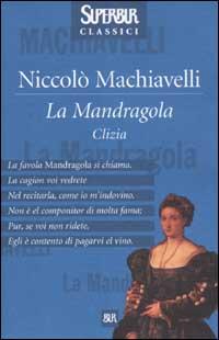La mandragola-Clizia