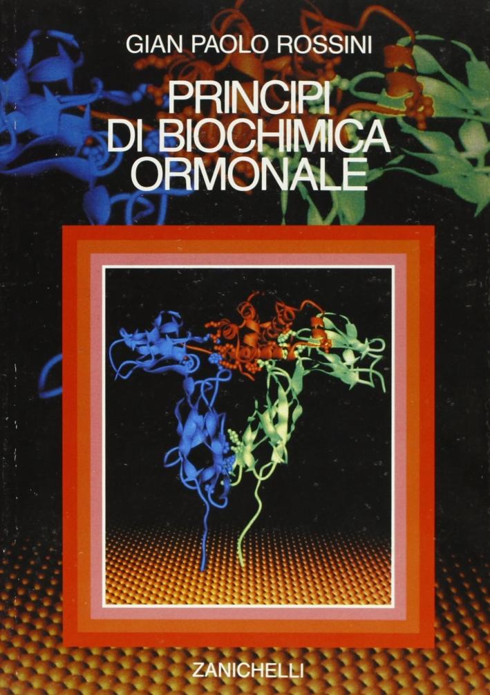 Principi di biochimica ormonale.