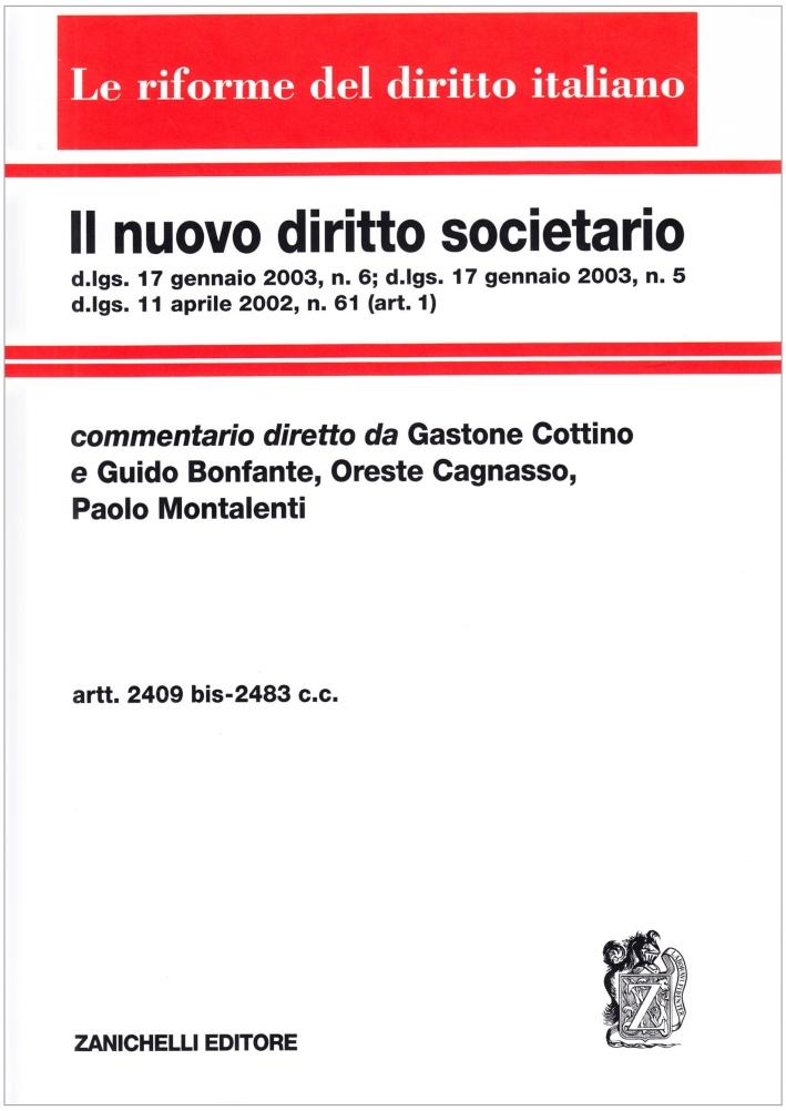 Il nuovo diritto societario. Vol. 2/2.