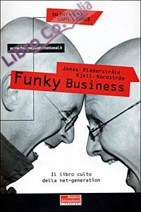 Funky business.