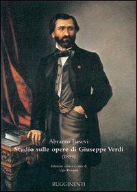 Studio sulle opere di Giuseppe Verdi (1859).