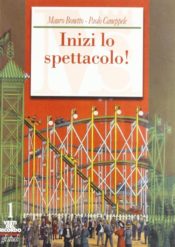 Inizi lo spettacolo! Storia del cinematografo a Trento (1896-1918)