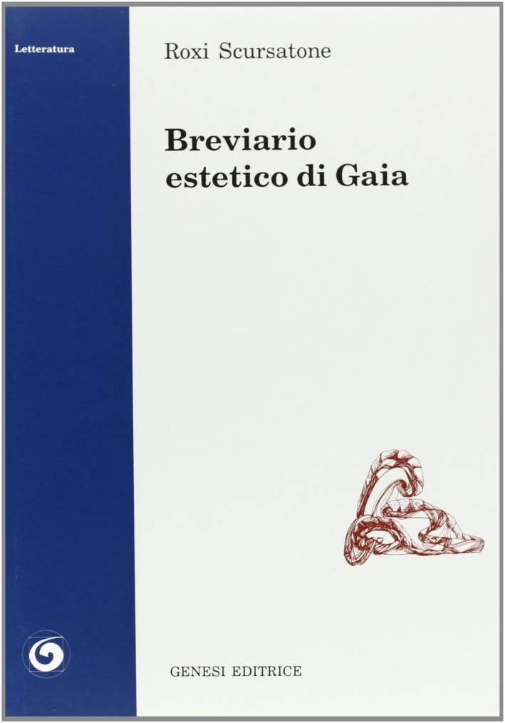 Breviario estetico di Gaia