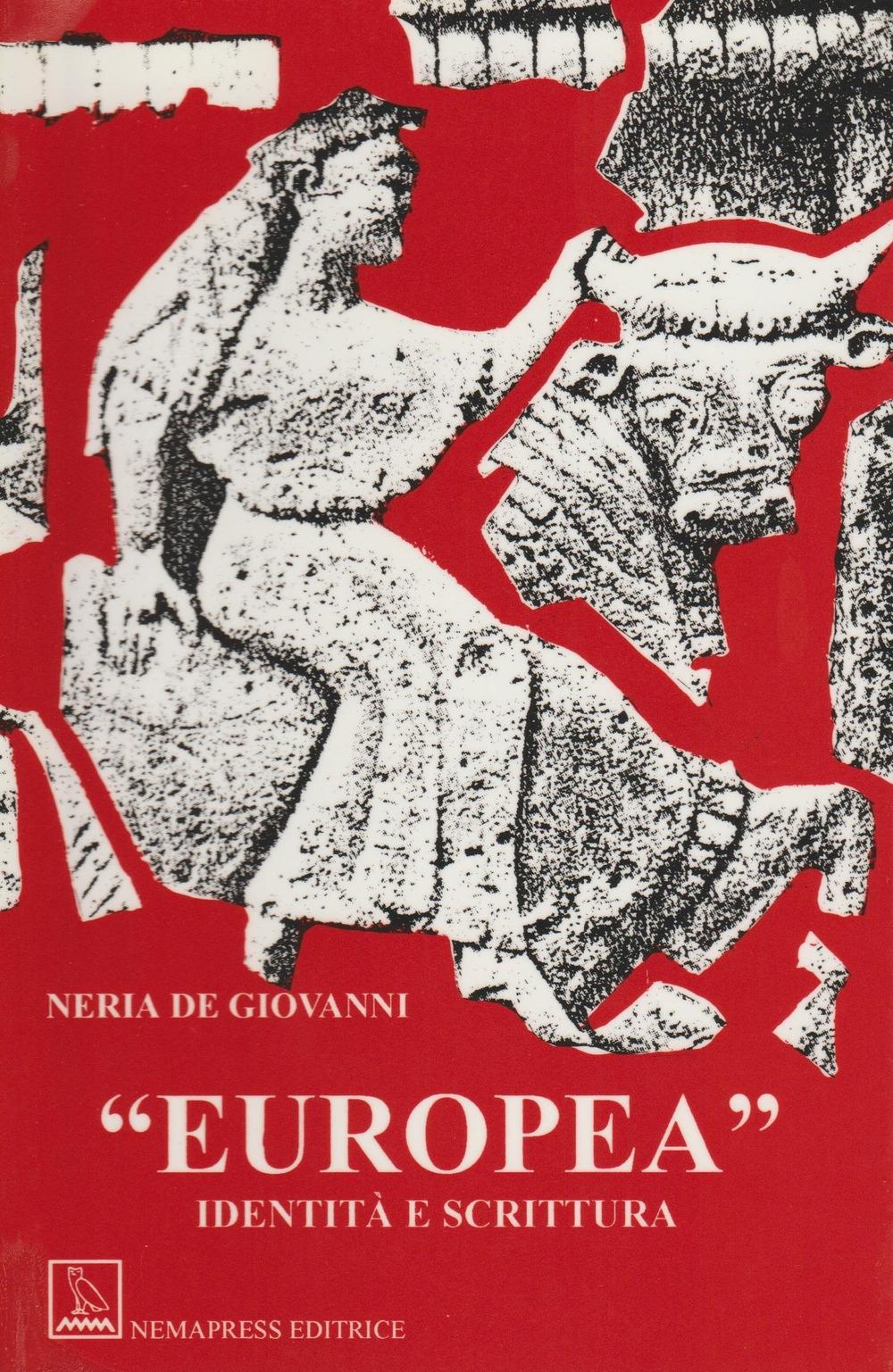 Europea. Identità e scrittura